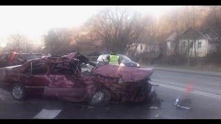 Подборка Аварий и ДТП #50 Car Crash Compilation