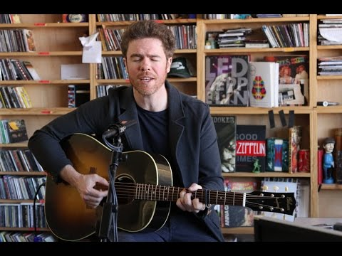 josh ritter - Josh Ritter carries himself with the bearing of a folk-singing mayor: gregarious, charming, down-to-earth and impeccably dressed. But there's not an ounce of...