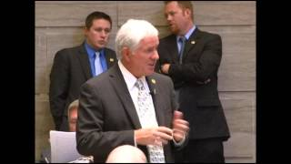 Cassville (MO) United States  city images : Senator David Sater (R-Cassville) on a Statewide Transportation Sales Tax