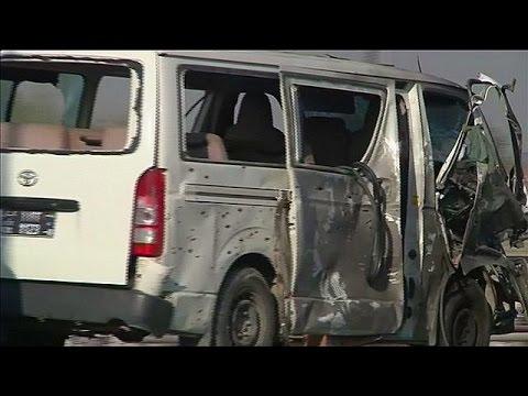 Αφγανιστάν: Επίθεση αυτοκτονίας στην Καμπούλ