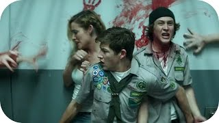 Scouts Guide to the Zombie Apocalypse (2015) - video review