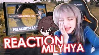 Video Nonton video MILYHYA : PUBG 100% KEBODOHAN (REACTION) MP3, 3GP, MP4, WEBM, AVI, FLV November 2018
