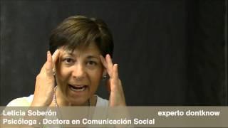 Leticia Soberón | ¿Creer que Dios es infinito? LS