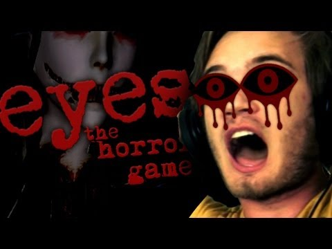 DON'T WATCH! - Eyes (Indie Horror) (видео)