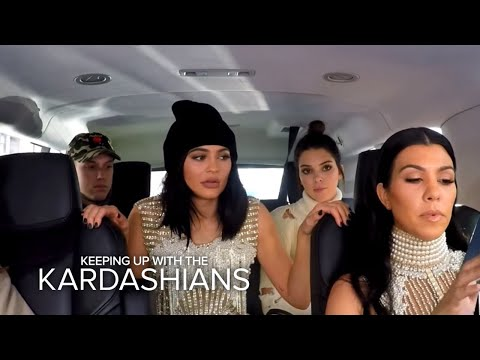 KUWTK | Scott Disick Stays Away From Kanye's Fashion Show | E!