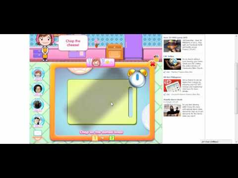 Cooking Mama @ Facebook. ( HD )