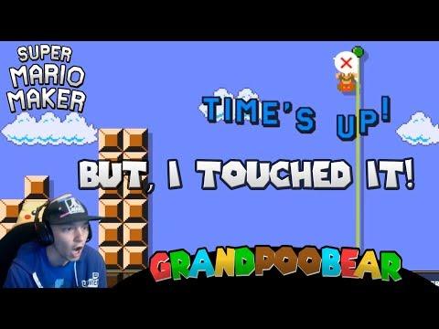 A Good Ol' Fashion Meme-Off! Mario Maker Style!
