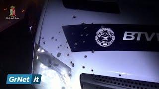 Assalirono un portavalori a colpi di kalashnikov: la Polizia arresta i componenti del commando