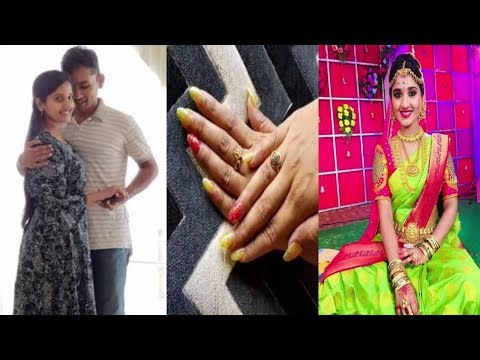 TV actress Meghana lokesh getting married to Swaroop Bharadwaj