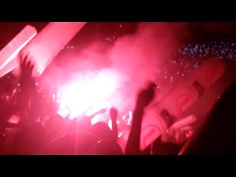 Noche crema 2015 trinchera norte - Trinchera Norte - Universitario de Deportes