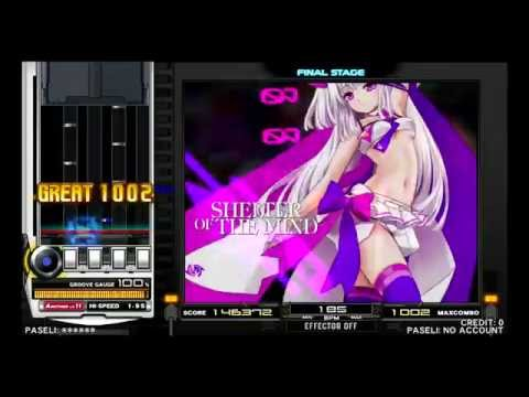 beatmania IIDX 23 copula SHELTER OF THE MIND SPA 正規