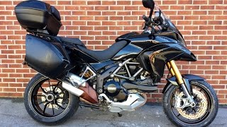 9. Ducati Multistrada 1200 S Touring, www.ridersmotorcycles.com, stk# 23011