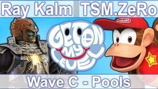 GOML 2016 Pools – Ray Kalm vs Zero