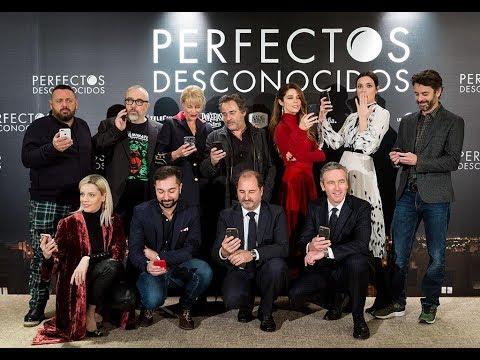 Perfectos Desconocidos - Premiere en Madrid?>