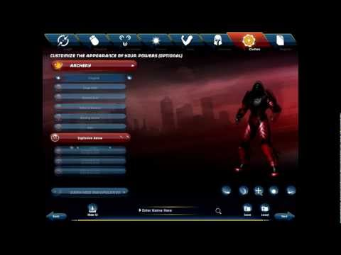City of Heroes - Note: The aspect ratio on the character creation screen is not widescreen for some reason. The moment you get into the game world it goes widescreen. This i...