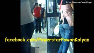 Pawan Kalyan Samantha Trivikram movie shooting video .flv
