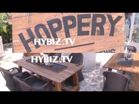 , Olive Groups The HOPPERY Microbrewery Hyderabad