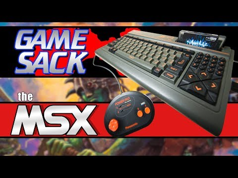 The MSX - Review - Game Sack
