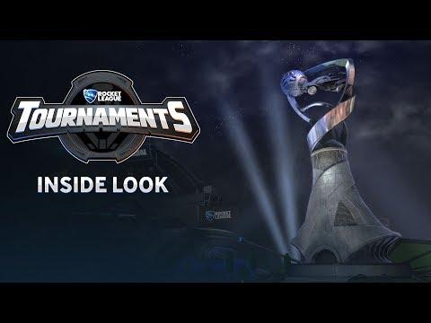 Aperçu en vidéo de l'introduction des tournois de Rocket League