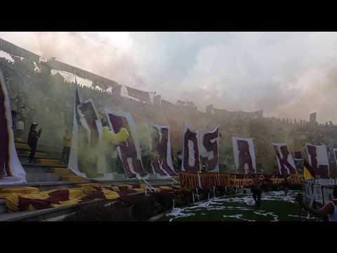 Revolución vinotinto sur (Tolima vs Patriotas sem. Vuelta 2016) - Revolución Vinotinto Sur - Tolima