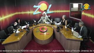 Maria Elena Nuñez comenta definitivamente Felucho Jiménez cometió un error con Margarita Cedeño