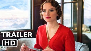 Video MURDЕR ON THE ΟRIENT EXPRЕSS Official Trailer (2017) Daisy Ridley, Johnny Depp, Mystery Movie HD MP3, 3GP, MP4, WEBM, AVI, FLV April 2018