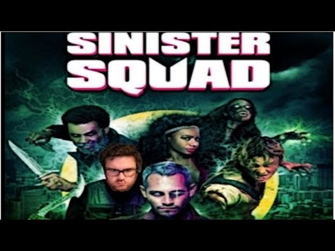 Sinister Squad(2016) -Apathetic Reviews #9