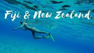 CARLYROWENA DOES NEW ZEALAND&FIJI | TRAVEL VLOG!