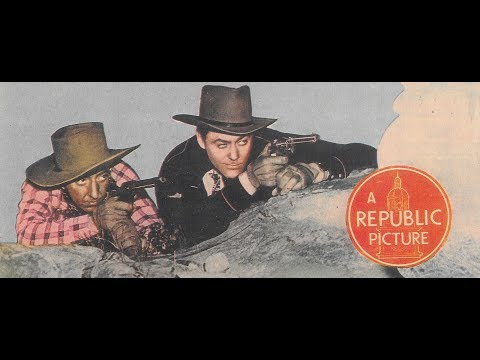 New Western Movie - Silver City Kid (1944)