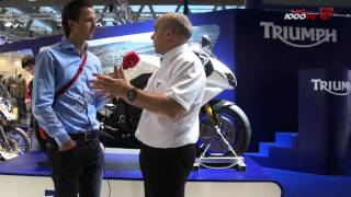 8. Triumph Daytona 675 2013 - News & Interview