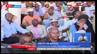 KTN Leo:  Sauti Za Wazee Kwa Kuchagua Viongozi, 19/10/2016