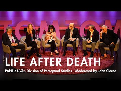 Is There Life After Death? moderated by John Cleese - 2018 Tom Tom Founders Festival