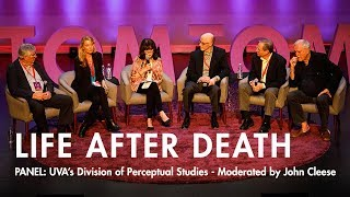 Video Is There Life After Death? moderated by John Cleese - 2018 Tom Tom Founders Festival MP3, 3GP, MP4, WEBM, AVI, FLV Desember 2018