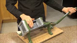 Winco FFC-250 French Fry Cutter