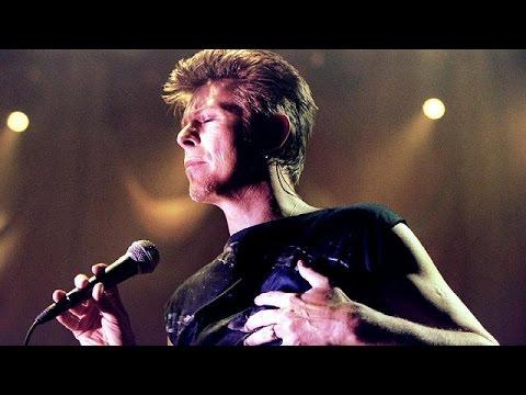 e' morto david bowie, eroe leggendario dell'epoca d'oro del rock