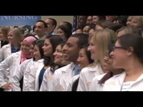 Nursing Students Go High-Tech