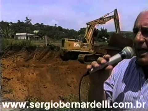 Canalização do Valão do Bairro de Freitas Soares - Porto Real -RJ