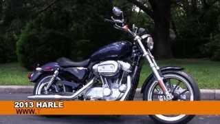 4. 2013 Harley Davidson 883 Sportster Superlow Motorcycle 2014 coming soon