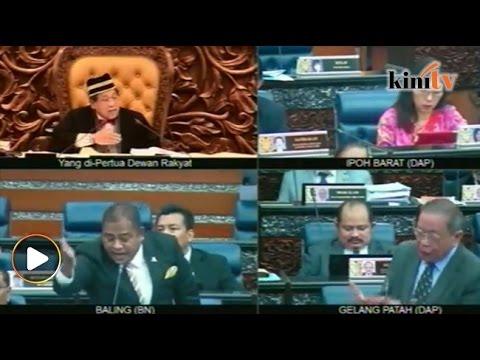 Parlimen 'panas' sebelum MP Marang bentang RUU 355