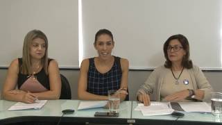 Videoconferência Políticas de Alfabetização