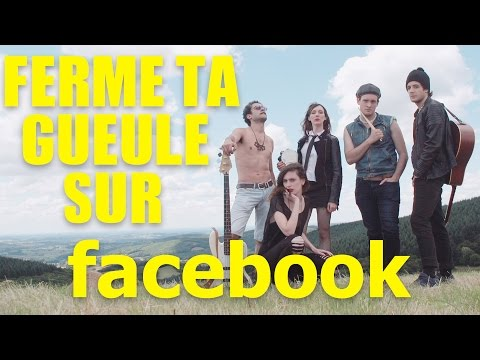 'Ferme ta gueule sur Facebook', la chanson qui vous demande d'arrêter de raconter vos vies sur Facebook