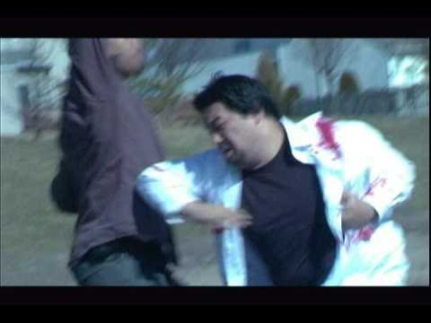 Wing Chun vs Tae Kwon Do Movie Fight Scene