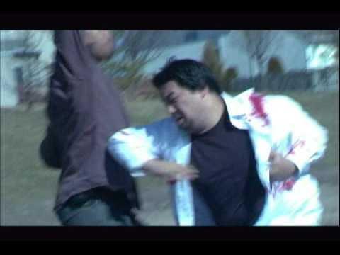 Wing Chun vs Tae Kwon Do Movie Fight Scene