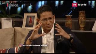 Video Sandiaga Uno Didatangi Penagih Hutang di Hotman Paris Show! Siapa Ya? Part 3B - HPS MP3, 3GP, MP4, WEBM, AVI, FLV Januari 2019