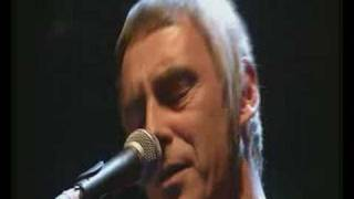 Paul Weller playing English Rose on Later