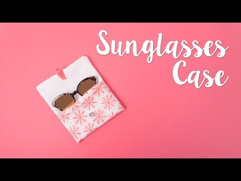 DIY: Holiday Essentials Glasses Case - Sizzix