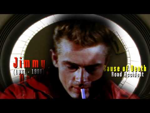 James Dean - Rebel ( filming location video )