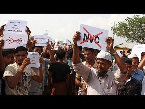 Μπανγκλαντές: Για την περίοδο των μουσώνων οχυρώνονται οι πρόσφυγες Ροχίνγκια…