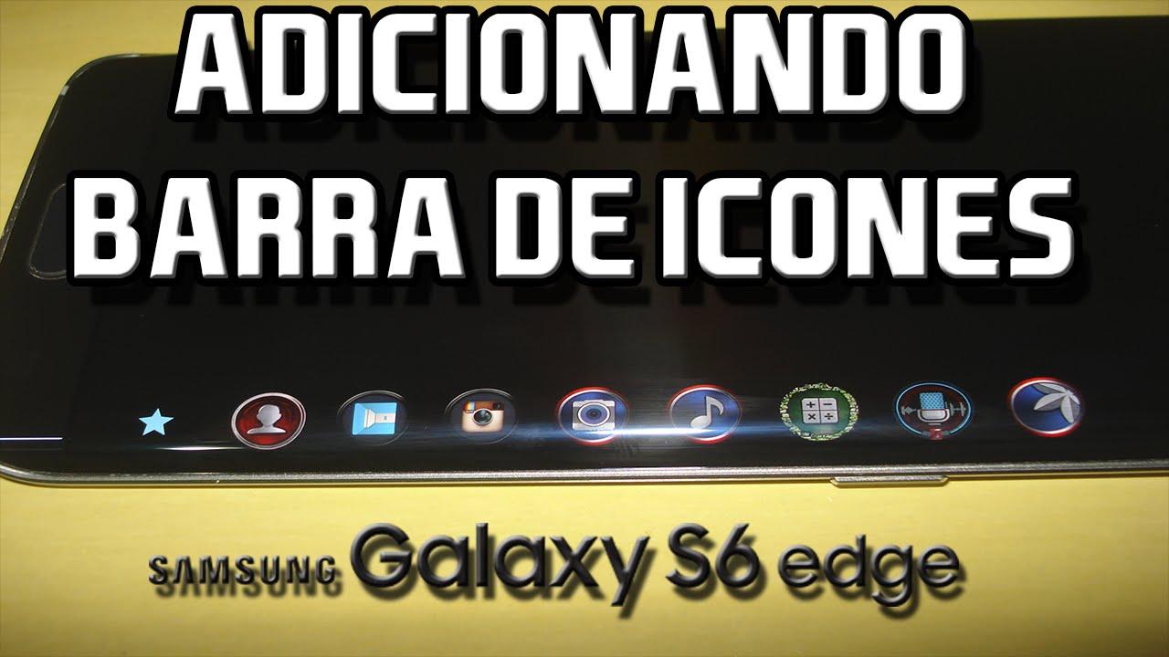 Descargar tutorial  como adicionar ícones na tela de bloqueio do samsung galaxy s6  edge para Celular  #Android