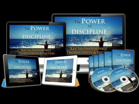 Chapter6 The Superiority of Discipline over MotivaTion